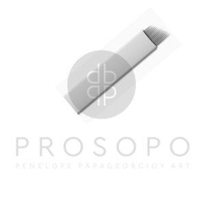 βελόνες Nano Microblading