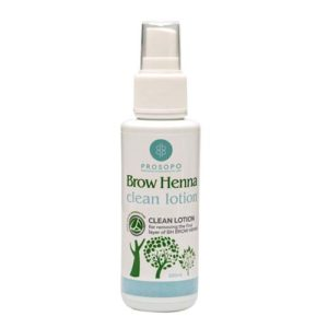 henna clean lotion